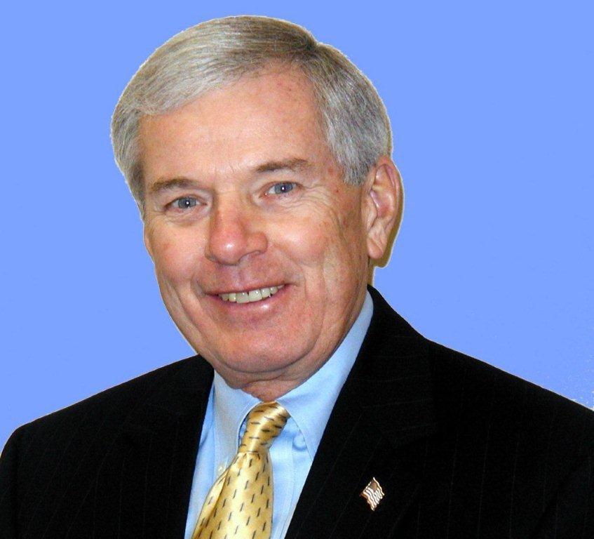 Jerry Hogan - Rockwall County Judge-Elect