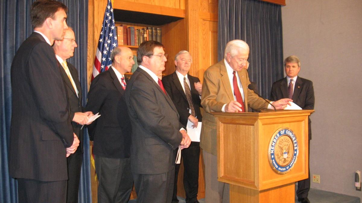 Texas Health Care Press Conference