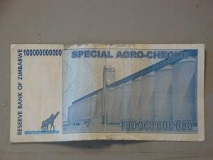 Genuine Money - not Monopoly Money