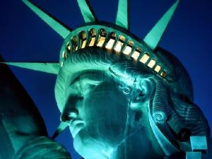 America - Icon of Liberty to the World