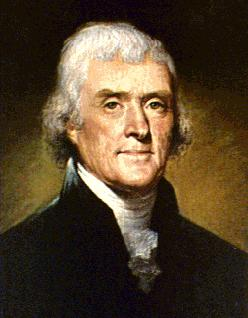Can the liberties of a nation be thought secure when we have removed their only firm basis, a conviction in the minds of the people that these liberties are of the gift of God? That they are not to be violated but with his wrath? - Thomas Jefferson
