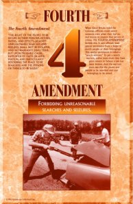 Fourth Amendment Poster