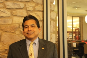 Justice Medina at Rockwall County Library