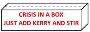 Just add Kerry and stir...