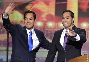 The Castro Twins: charismatic, energetic, handsome and racist to the core.