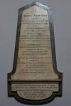 John Newton's autobiographical epitaph