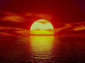The summer solstice occurs exactly when the Earth's axial tilt is most inclined towards the sun at its maximum of 23° 26'.