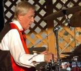 Texas State Senator SD-2, practicing physician and drummer for the Bois D'Arc Dixieland Band - Bob Deuell