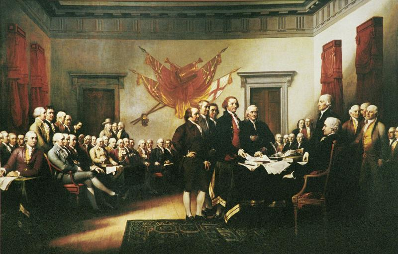 john-trumbull-declaration-of-independence-july-4-1776