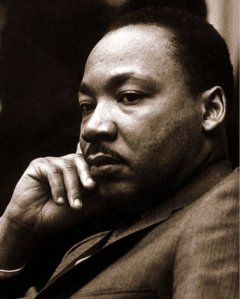A man who won't die for something is not fit to live. -- Martin Luther King, Jr.