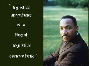 MLK-injustice