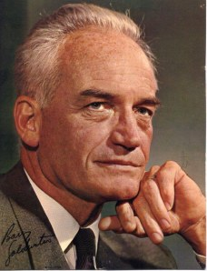 """Extremism in the defense of liberty is no vice. And moderation in the pursuit of justice is no virtue."" - Barry Goldwater,"