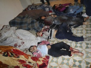 Syrian Rebels Butcher Syrian Christians