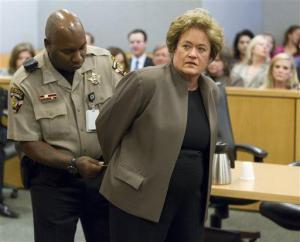 Travis County DA Rosemary Lehmberg in Court