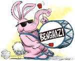 The Benghazi Bunny Keeps Going and Going and Going