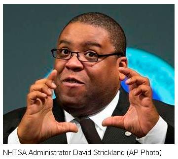 NHTSA Administrator David Strickland