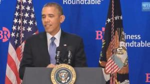 Now, this debt ceiling -- I just want to remind people in case you haven't been keeping up -- raising the debt ceiling, which has been done over a hundred times, does not increase our debt ... - Barack Obama speaking at The Business Roundtable, Sept. 2013