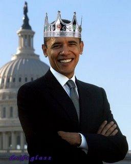 As Obama sees himself