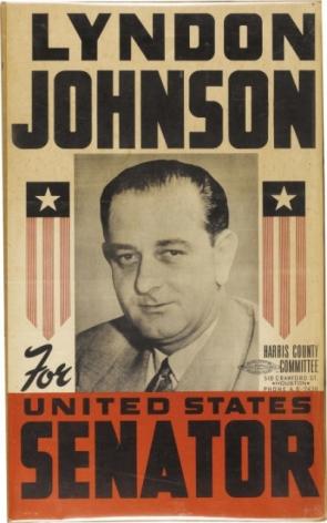 Image result for LBJ 1954 US Senate images