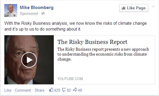Facebook posting - June 28, 2014