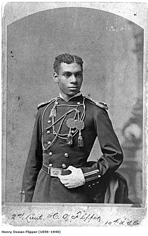 Henry Ossian Flipper An Officer and a Gentleman