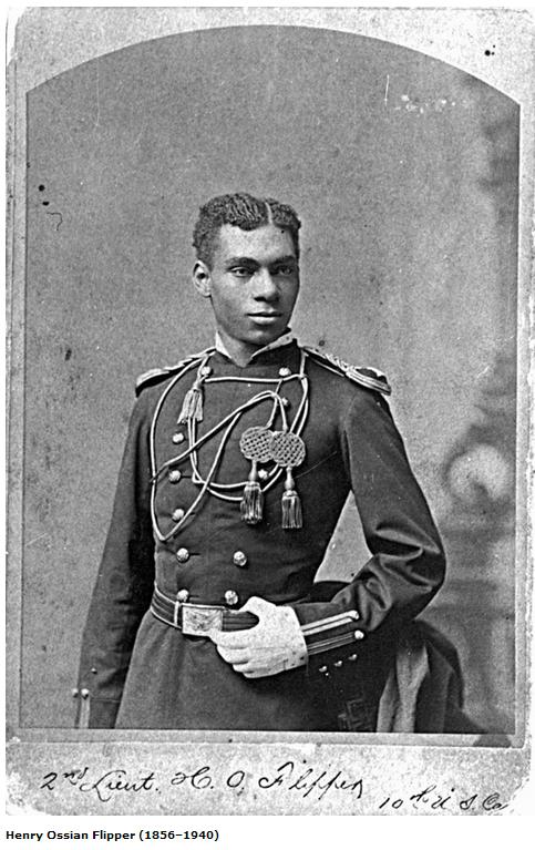 Henry Ossian Flipper An Officer and a Gentleman