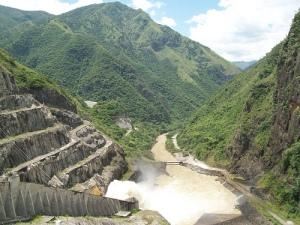 Chixoy Hydroelectric Dam