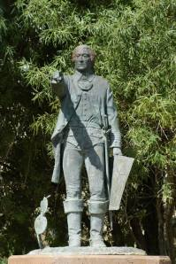 Hugo Oconór, Spanish Governor of Texas 1767 to 1770