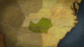 Sam Houston's 'second home' - the Cherokee Nation