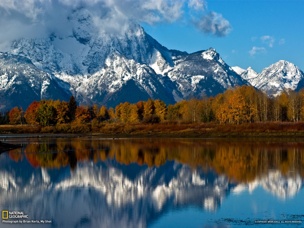 Our taxes pay to maintain Grand Teton National Park. Can you imagine having to pay the government for your natural right to photograph this beauty?
