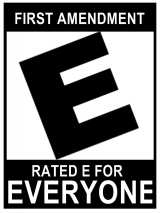 first amendment rated E