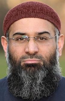 Muslim cleric anjem-choudary