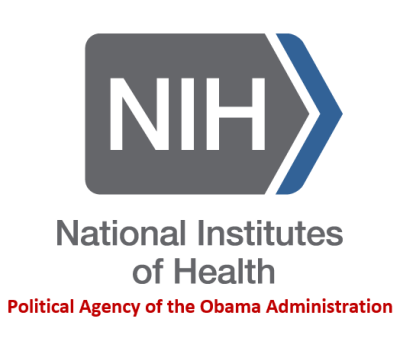 NIH political agency of the obama adminstration
