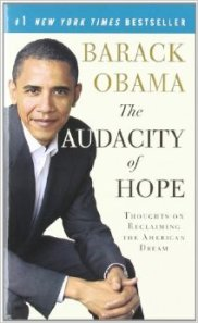 audacity of hope book cover