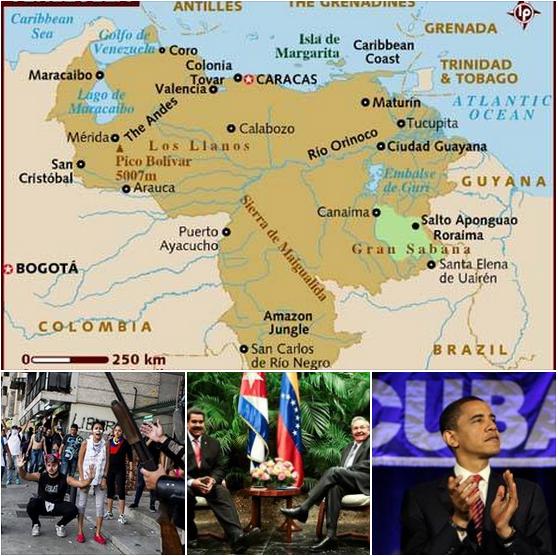 The stuff you ought to know - Obama's Cuban-Venezuelan Connection