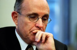 """Rudy Giuliani earned the title of """"America's Mayor"""" for his leadership in the aftermath of 911."""