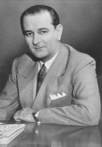 LBJ in 1948