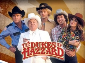 The Boss Hogg character closely resembled that of the Duke of Duval County, Texas