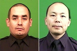 """Officer Ramos and Officer Liu never had the opportunity to draw their weapons"""