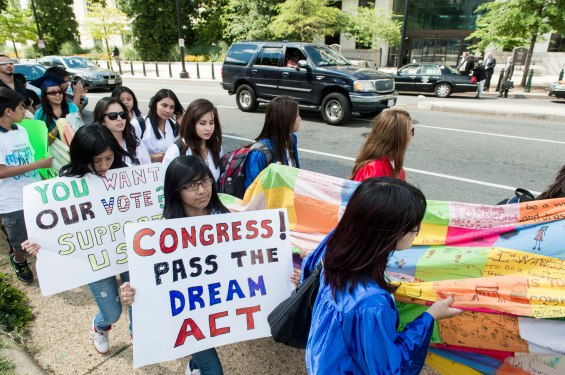dreamers pass the dream act