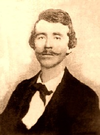 Quantrill portrait