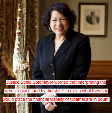 My opinion: Justice Sotomayor is more an feminist activist than she is Latino activist. Obama is also to the left of this justice.