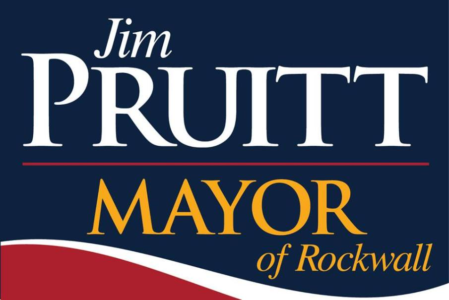 jim pruitt for mayor sign - Copy