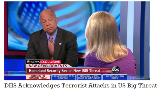 homeland security chief on new isis threat
