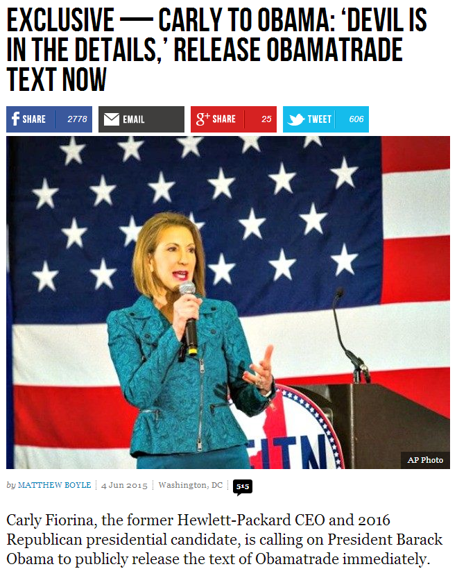 click on image above for full article at Breitbart.com