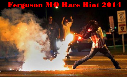 1-Ferguson Race Riot 2014