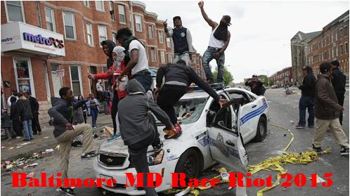 2-Baltimore Race Riot 2015