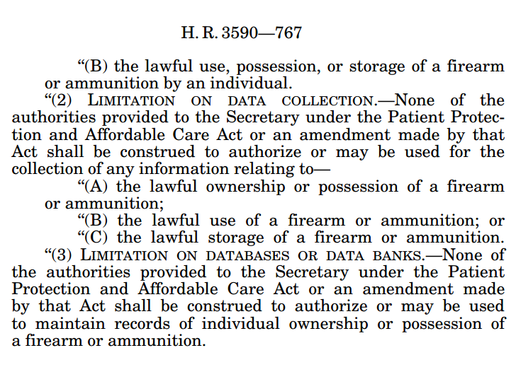 The Patient Protection and Affordable Care Act, Page 767