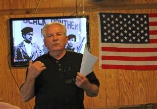 Jack Sukenik, certified CHL instructor, co-founder CARGO Rockwall Gun Club