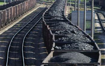 Texas Coal Train